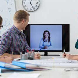 Video içeriği profesyonel ekip ile yerelleştirme