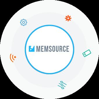 Memsource logosu