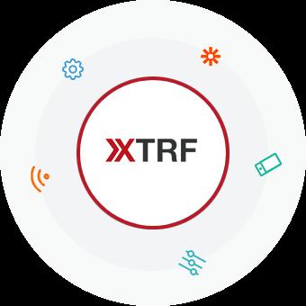 XTRF logosu