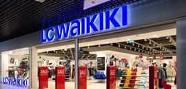 lc waikiki mağaza ve logosu