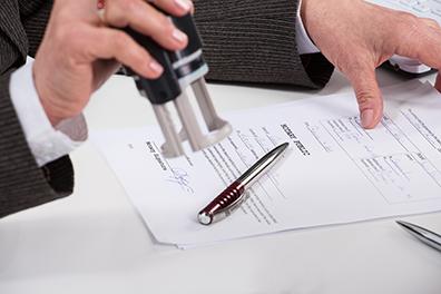 Resmi kurumlara teslim edilmesi gereken belgeler